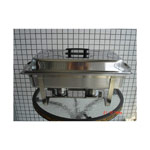 12290 - 8 Qt Roll Top Chafer