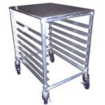 12146 - Magnum Equipment Stand - 7 Pan